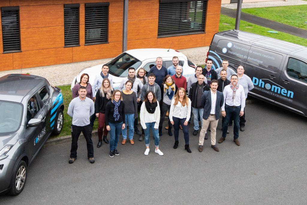 Photographe groupe