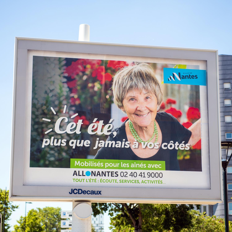 Campagne Bel été-Ville de Nantes Michael Meniane Lensman Moswo