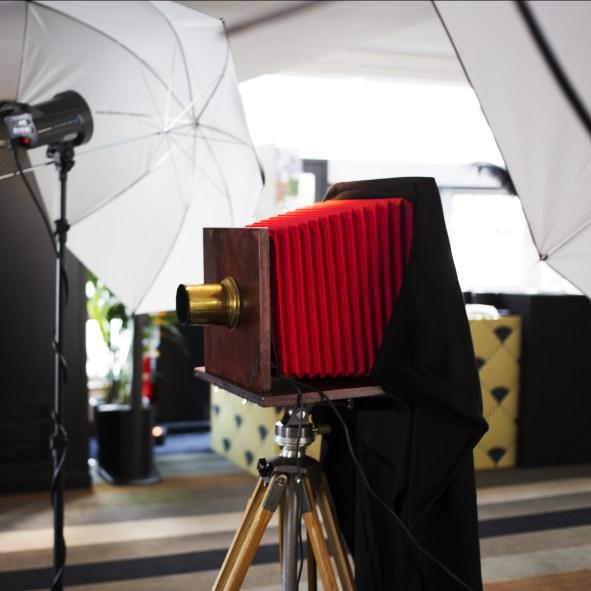 Animation Photocall Retro Chambre Photographique Yachts De Paris Win Win Lensman