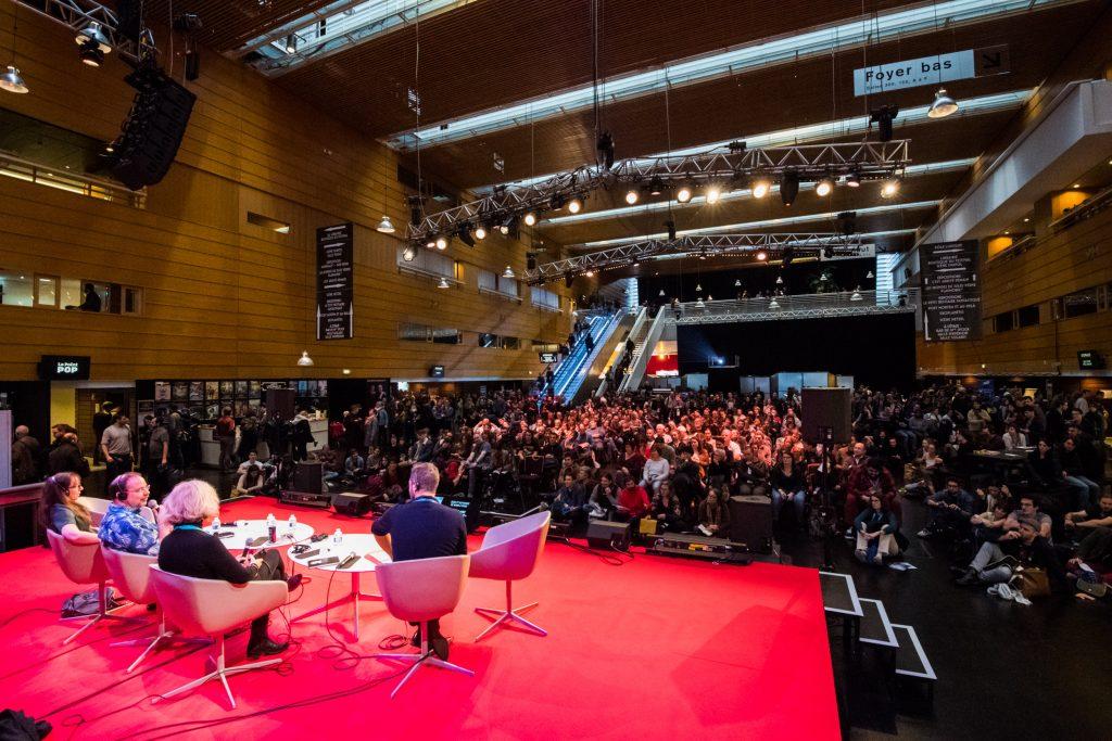 Reportage Photo Photocall Festival International De Science Fiction Les Utopiales Cite Des Congres Nantes Lensman
