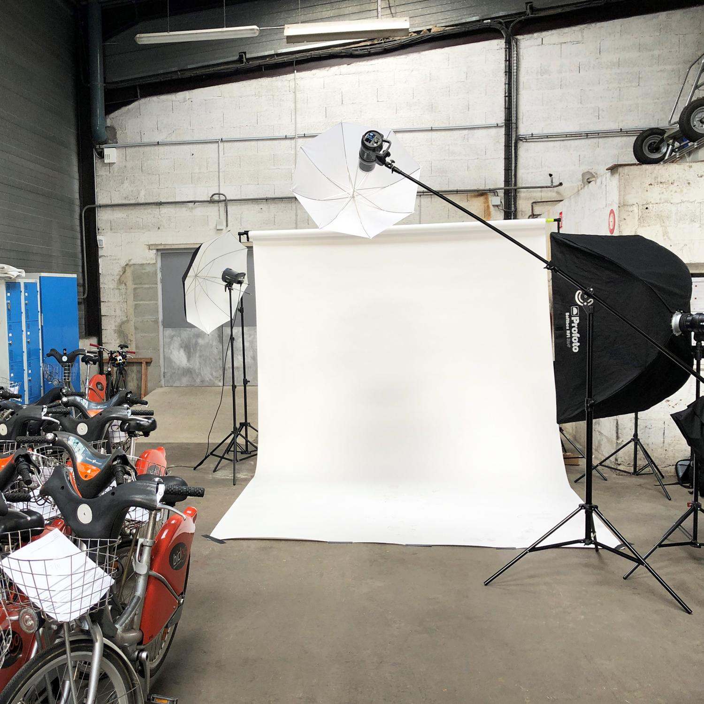 studio photo bicloo jcdecaux