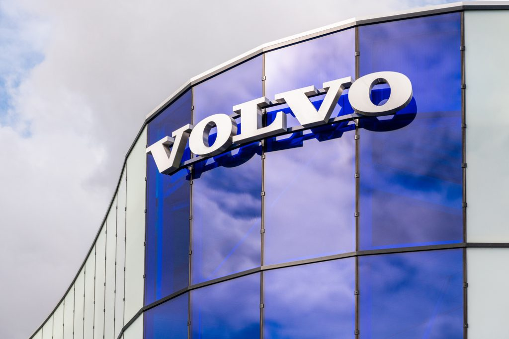 reportage photo concessionnaire automobile Volvo Lensman